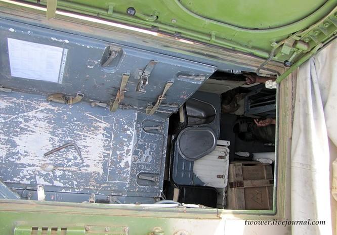 Đột nhập ngày kỹ thuật lữ đoàn bộ binh cơ giới số 20 Nga ảnh 25