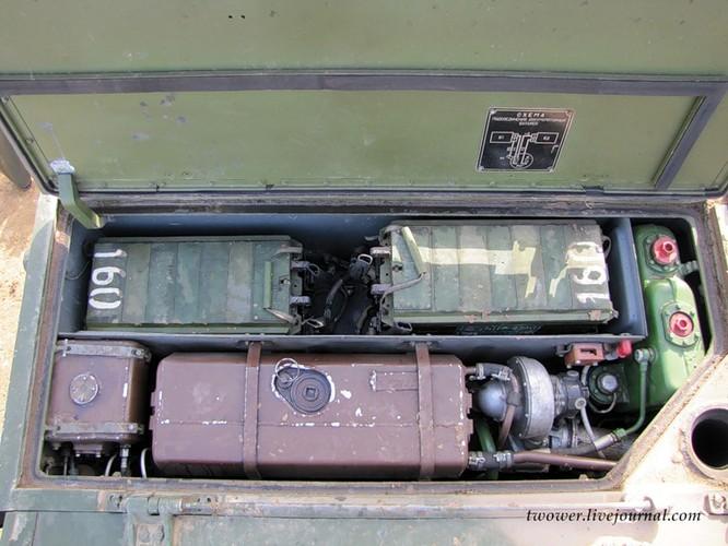 Đột nhập ngày kỹ thuật lữ đoàn bộ binh cơ giới số 20 Nga ảnh 26