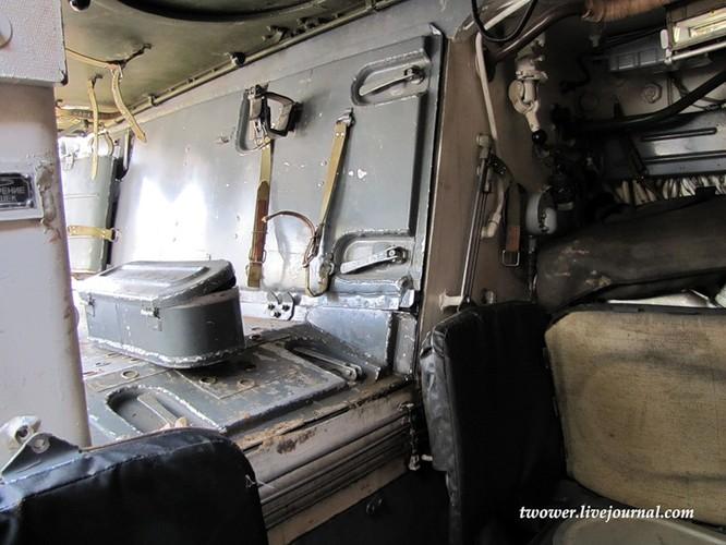 Đột nhập ngày kỹ thuật lữ đoàn bộ binh cơ giới số 20 Nga ảnh 27