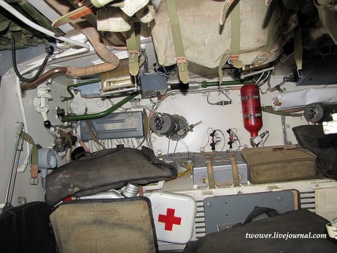 Đột nhập ngày kỹ thuật lữ đoàn bộ binh cơ giới số 20 Nga ảnh 28
