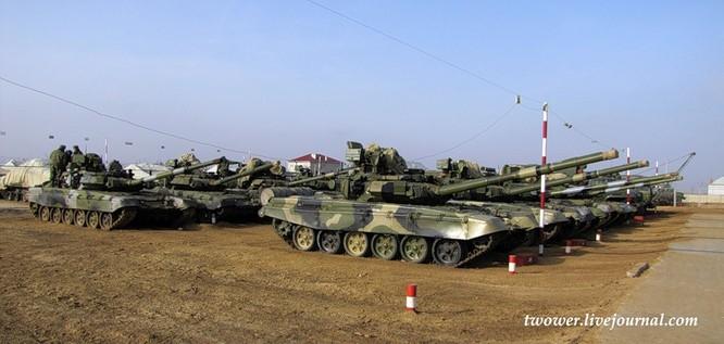 Đột nhập ngày kỹ thuật lữ đoàn bộ binh cơ giới số 20 Nga ảnh 36