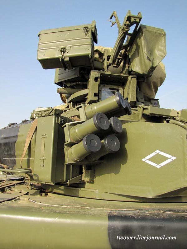 Đột nhập ngày kỹ thuật lữ đoàn bộ binh cơ giới số 20 Nga ảnh 40