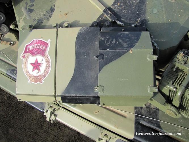 Đột nhập ngày kỹ thuật lữ đoàn bộ binh cơ giới số 20 Nga ảnh 46