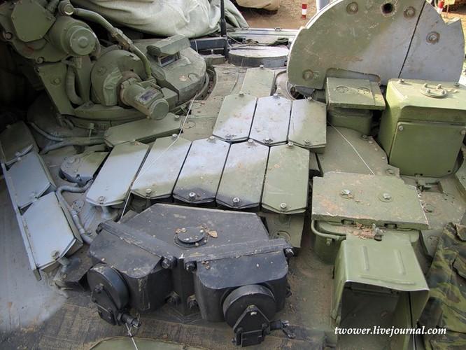 Đột nhập ngày kỹ thuật lữ đoàn bộ binh cơ giới số 20 Nga ảnh 47