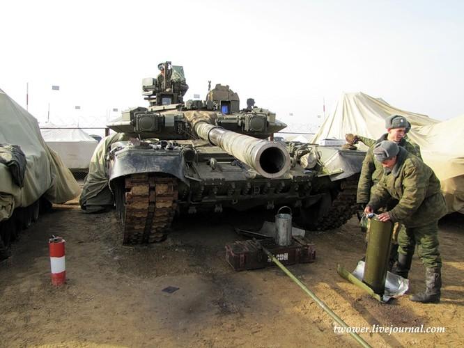 Đột nhập ngày kỹ thuật lữ đoàn bộ binh cơ giới số 20 Nga ảnh 49