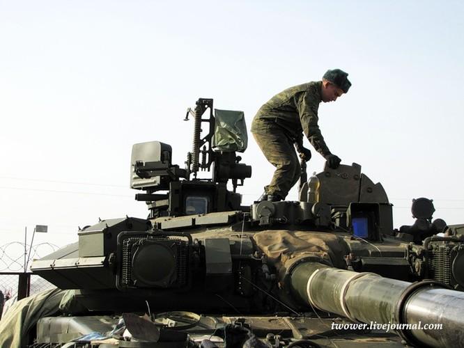 Đột nhập ngày kỹ thuật lữ đoàn bộ binh cơ giới số 20 Nga ảnh 51