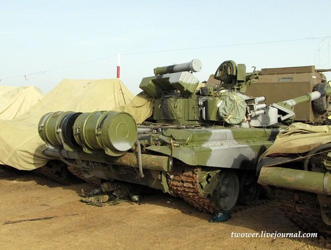 Đột nhập ngày kỹ thuật lữ đoàn bộ binh cơ giới số 20 Nga ảnh 61