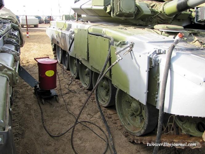 Đột nhập ngày kỹ thuật lữ đoàn bộ binh cơ giới số 20 Nga ảnh 62