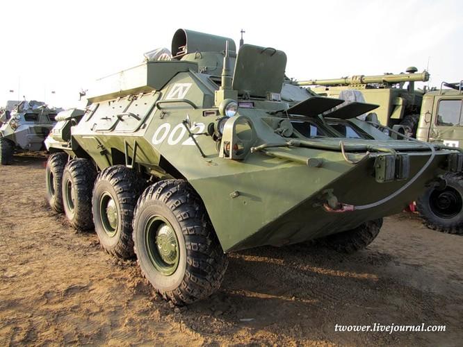 Đột nhập ngày kỹ thuật lữ đoàn bộ binh cơ giới số 20 Nga ảnh 64
