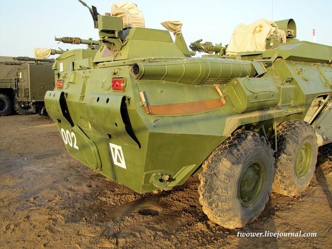 Đột nhập ngày kỹ thuật lữ đoàn bộ binh cơ giới số 20 Nga ảnh 65