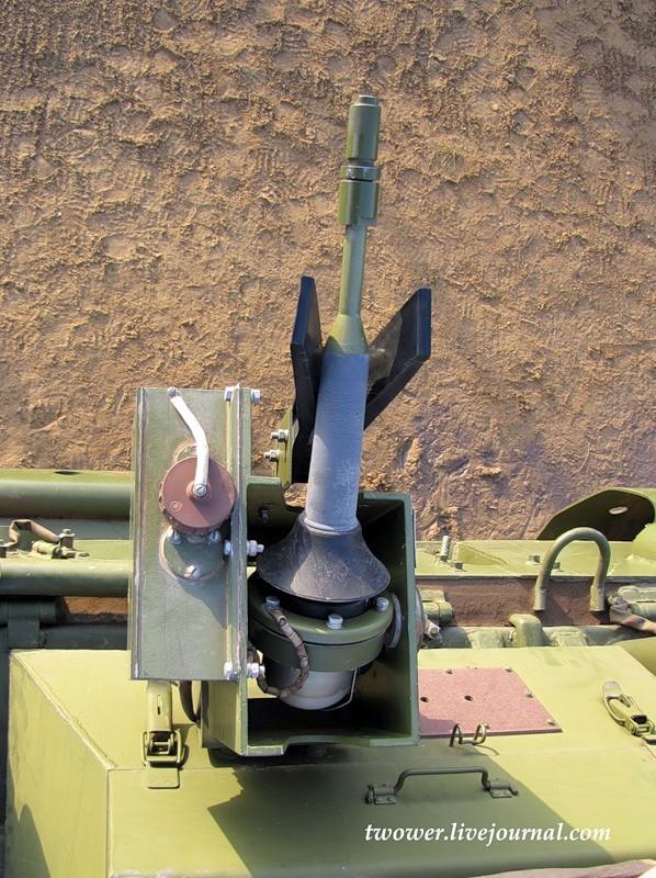 Đột nhập ngày kỹ thuật lữ đoàn bộ binh cơ giới số 20 Nga ảnh 68