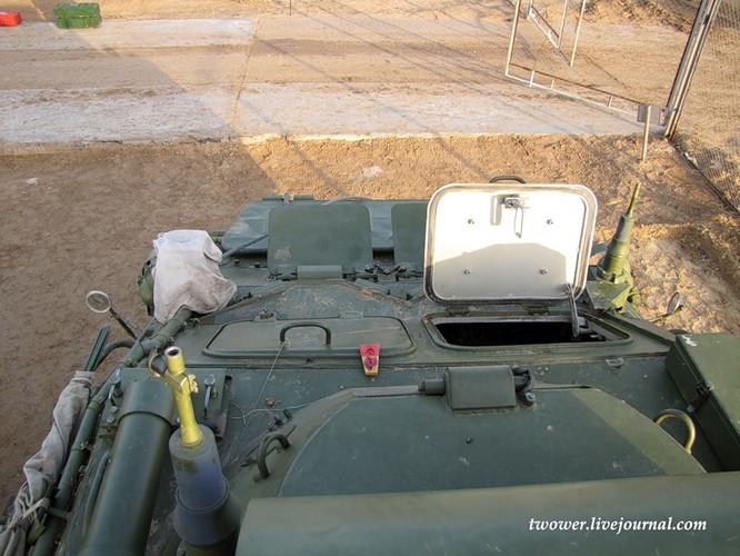 Đột nhập ngày kỹ thuật lữ đoàn bộ binh cơ giới số 20 Nga ảnh 69