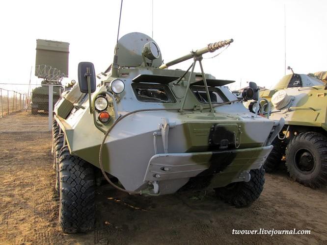 Đột nhập ngày kỹ thuật lữ đoàn bộ binh cơ giới số 20 Nga ảnh 77