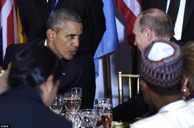 """Putin """"đấu súng"""" với Obama tại Liên Hiệp Quốc ảnh 3"""