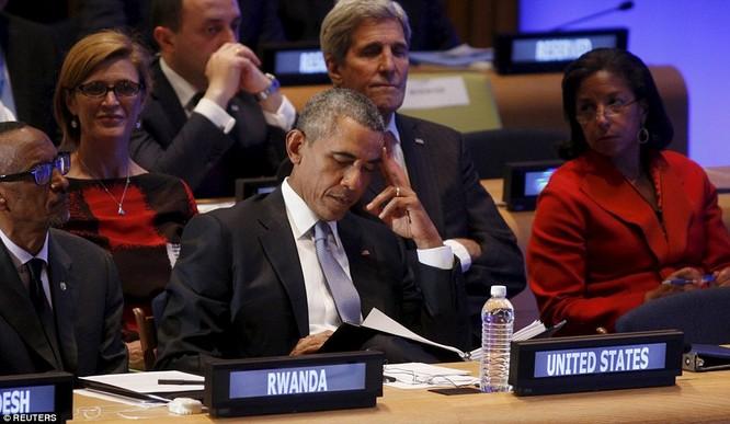 """Putin """"đấu súng"""" với Obama tại Liên Hiệp Quốc ảnh 9"""