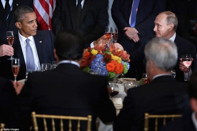 """Putin """"đấu súng"""" với Obama tại Liên Hiệp Quốc ảnh 6"""