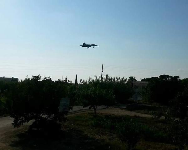 """Nóng: Nga lần đầu tiên điều """"Thú mỏ vịt"""" Su-34 đến Syria ảnh 3"""
