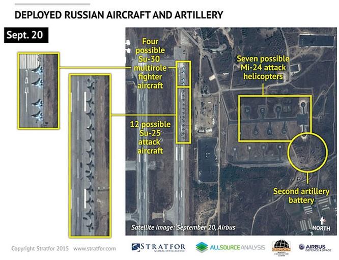 Với máy bay và tăng thiết giáp: Nga sẽ làm gì ở Syria? ảnh 3