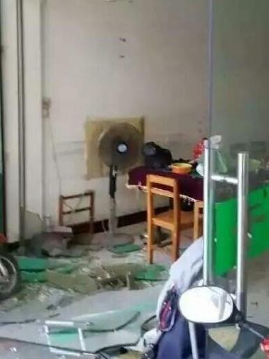 Bom nổ liên tiếp 17 địa điểm tại Trung Quốc, nhiều tòa nhà sập ảnh 3