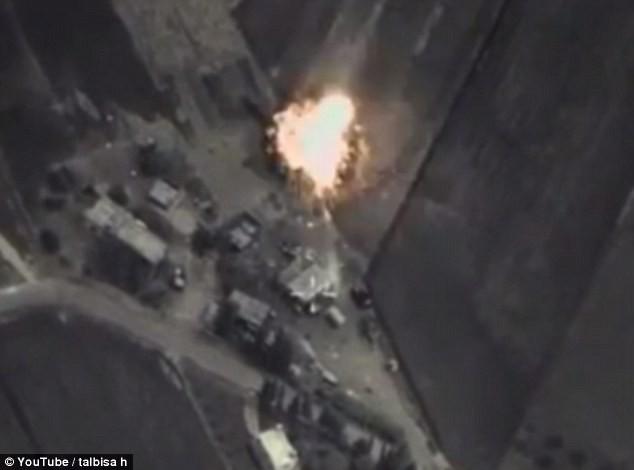Nga dội bom Syria, Mỹ giục đàm phán khẩn ảnh 1