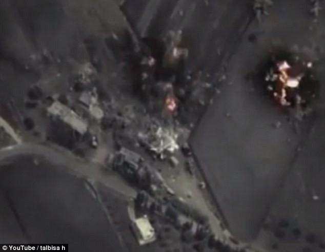 Nga dội bom Syria, Mỹ giục đàm phán khẩn ảnh 2