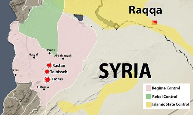 Nga dội bom Syria, Mỹ giục đàm phán khẩn ảnh 6