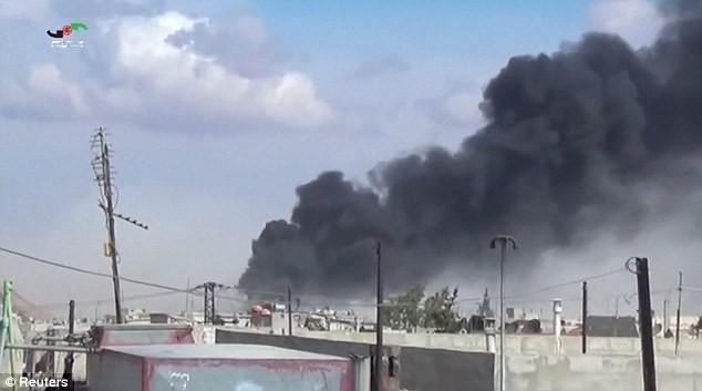 Nga dội bom Syria, Mỹ giục đàm phán khẩn ảnh 7
