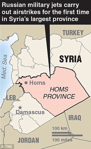Nga dội bom Syria, Mỹ giục đàm phán khẩn ảnh 8