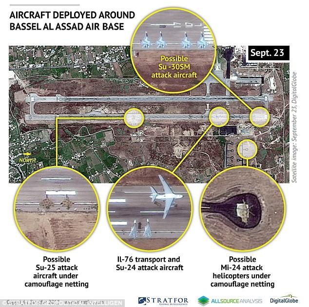 Nga dội bom Syria, Mỹ giục đàm phán khẩn ảnh 9