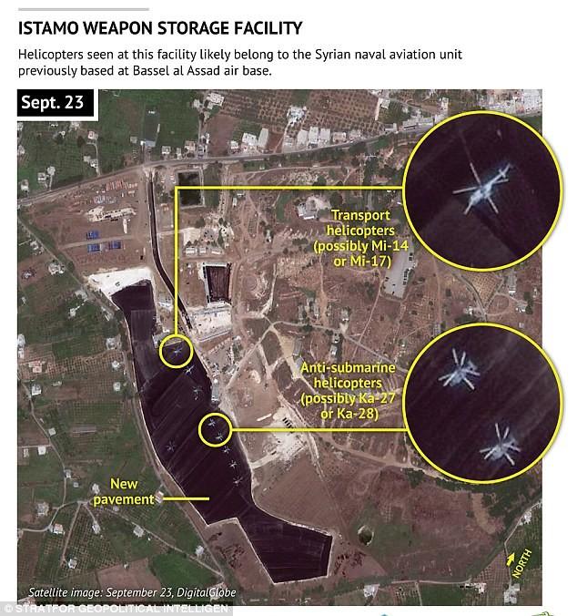 Nga dội bom Syria, Mỹ giục đàm phán khẩn ảnh 11