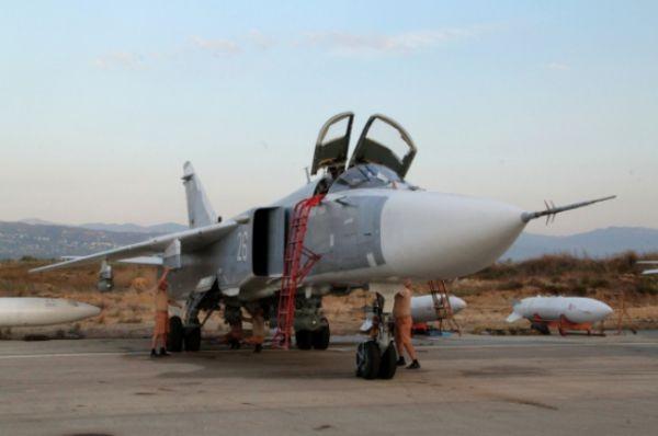 Không quân Nga tiếp tục dội lửa vào khủng bố ở Syria ảnh 2