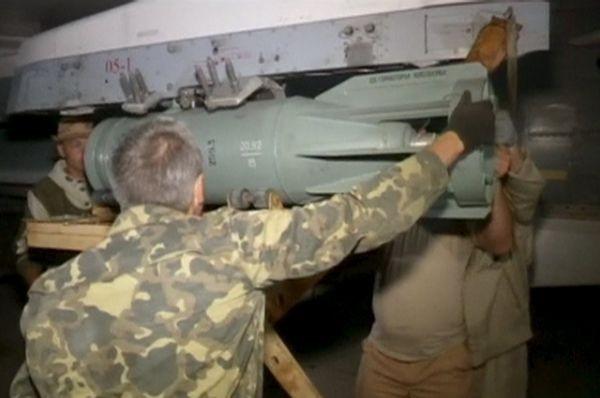 Không quân Nga tiếp tục dội lửa vào khủng bố ở Syria ảnh 4