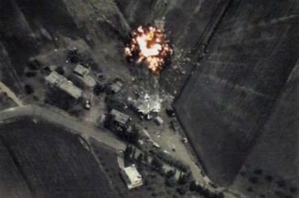 Không quân Nga tiếp tục dội lửa vào khủng bố ở Syria ảnh 5