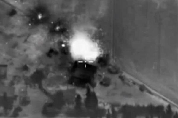 Không quân Nga tiếp tục dội lửa vào khủng bố ở Syria ảnh 6