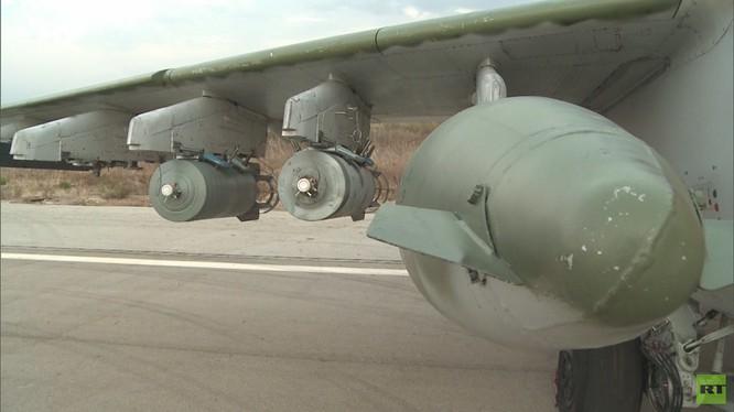 Đột nhập căn cứ không quân Nga ở Latakia ảnh 5