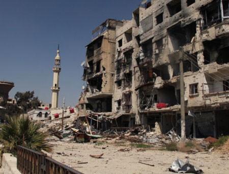 """Không kích Syria - chống khủng bố """"lịch sự"""" phong cách Nga ảnh 3"""