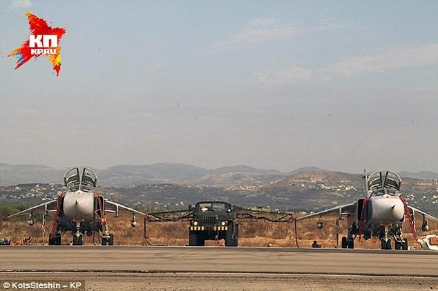 Đột nhập căn cứ không quân Nga ở Latakia ảnh 13