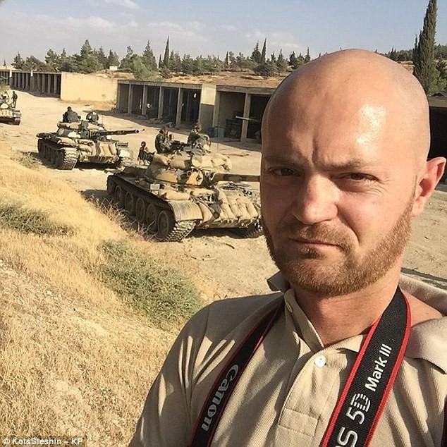Đột nhập căn cứ không quân Nga ở Latakia ảnh 16