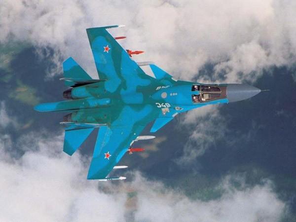"""Sức mạnh đáng sợ của tiêm kích """"Thú mỏ vịt"""" Su-34 Nga ảnh 9"""