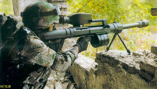 Trung Quốc trình làng súng diệt lính bắn tỉa ảnh 1