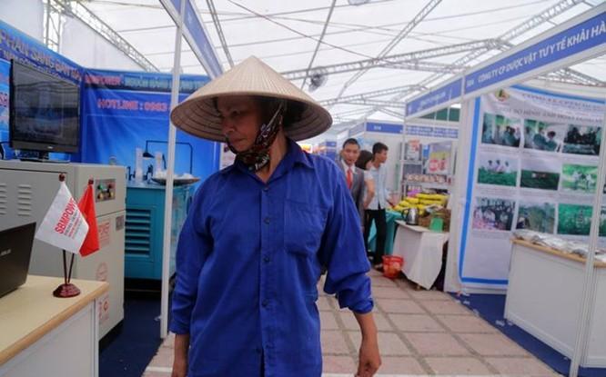 Nông dân háo hức đi chợ công nghệ Techmart 2015 ảnh 5