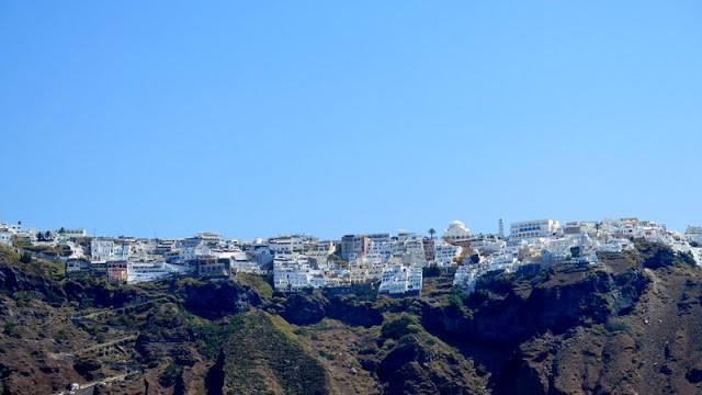Santorini, hòn đảo lãng mạn của thiên đường ảnh 1