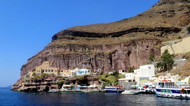 Santorini, hòn đảo lãng mạn của thiên đường ảnh 3