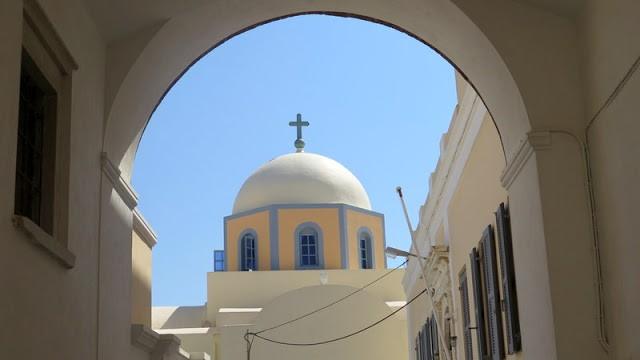 Santorini, hòn đảo lãng mạn của thiên đường ảnh 4