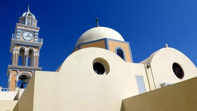 Santorini, hòn đảo lãng mạn của thiên đường ảnh 6
