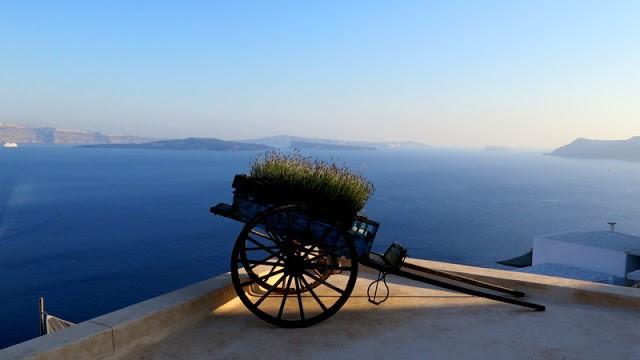 Santorini, hòn đảo lãng mạn của thiên đường ảnh 8