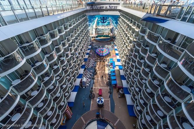 Tàu du lịch lớn nhất hành tinh Allure of the Seas ảnh 7