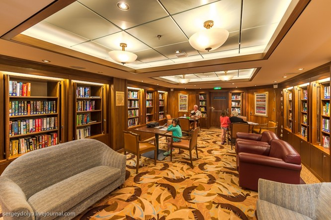 Tàu du lịch lớn nhất hành tinh Allure of the Seas ảnh 17