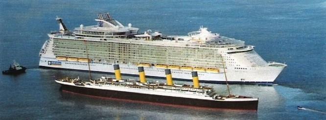 Tàu du lịch lớn nhất hành tinh Allure of the Seas ảnh 24