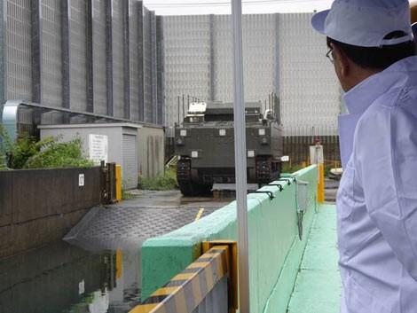 Mitsubishi liên tục trình làng các 'siêu phẩm' quân sự ảnh 6